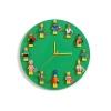 메이드바이미 미니피규어 컬러벽시계(Green)