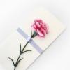 블루밍카네이션 리본꽃봉투 Carnation Envelope