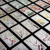 민화로 표현하는 12달 화투
