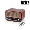 [리퍼브] 브리츠 BZ-T7800 앤틱 오디오