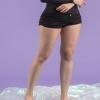 루타 여성 보드숏 DSW4002 블랙