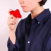 음성변조 나비 넥타이