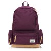 [어거스핀] NEW BRIGHTON BACKPACK (PURPLE)