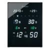 루나리스 디지털  LED 전자 벽시계(대) JS-i38