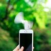 이바이 2in1 스마트폰 선풍기