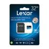 렉사 정품 MicroSD카드 633배속 32GB