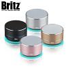 브리츠 휴대용 LED 블루투스 스피커 BZ-A10 Blue moon (마이크 내장 / Micro SD카드 재생 / 메탈 재질 / 충전)