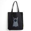 [옐로우스톤] 에코백 3D CAT BAG - YS2053BK /BLACK