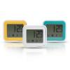플라이토 디지털 욕실 흡착방수시계 JS-i21