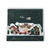 크리스마스 빌리지 팝업카드 / 045-CM-0005