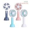 [제인] 휴대용선풍기/강력한5팬/저소음/usb충전