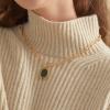 vintage necklace_2color