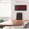 루나리스 FM수신 빅타임 LED 전자 대형벽시계 JS-i39