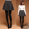 Snow Pattern Skirts