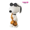 UDF PEANUTS SERIES6 SAXOPHONE PLAYER SNOOPY(1711008)