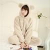 곰돌이 수면잠옷 겨울잠옷 세트
