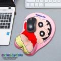 짱구 마우스패드 손목보호 젤패드 일체형 CYS-WP01