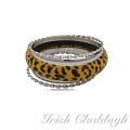 [IRISH CLADDAGH] BANGLES WOVEN FNW0735