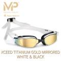 MP 마이클펠프스 엑시드 티타늄미러 WHITE & BLACK