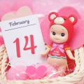 Sonny Angel mini figure [Valentine's Day series 2017-Limited] 1개 랜덤단품