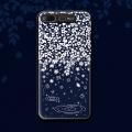 iPhone7 Plus - WHITE FLOWER LIGHTING CASE