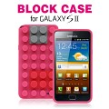 BLOCK CASE for GALAXY S2 