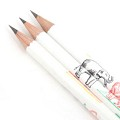 [VIARCO] Vintage Pencil 3pcs - Zoo Animals