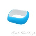 [IRISH CLADDAGH] BANGLES RESIN RIGID FNW0081