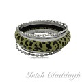 [IRISH CLADDAGH] BANGLES WOVEN FNW0732