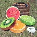 Real fruits 리얼 후루츠 방석 쿠션