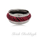 [IRISH CLADDAGH] BANGLES WOVEN FNW0737
