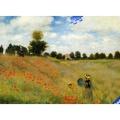 1000조각 직소퍼즐▶ 양귀비 꽃이 핀 들판 (RA15628)
