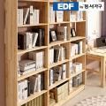 [동서가구]  삼나무 원목 오픈600책장 DF628712