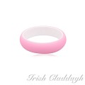 [IRISH CLADDAGH] BANGLES RESIN RIGID FNW0096