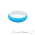 [IRISH CLADDAGH] BANGLES RESIN RIGID FNW0099