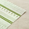 Fabric Sticker - Petit : green