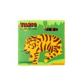 [VIARCO] Box of 12 colors pencil protected Animals [Tiger]
