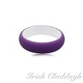 [IRISH CLADDAGH] BANGLES RESIN RIGID FNW0100
