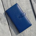 [inoworks] 수첩 커버식 천연가죽 바인더-이노웍스 플래너 아마빌레 Blue-포켓 PAK-2004