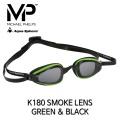 MP 마이클펠프스 K-180 스모크랜즈 GREEN & BLACK