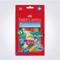 [무배]1+1 파버카스텔 수채 36색 색연필 지관