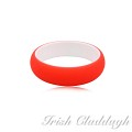 [IRISH CLADDAGH] BANGLES RESIN RIGID FNW0098