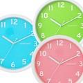 무소음 소프트캔디벽시계