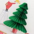 산타 별을 달다 -허니컴 / 030-CM-0029 (크리스마스카드)