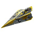 (스타워즈 프라모델) Star Wars - Anakins Jedi Starfighter (Clone Wars) (RA6665) (도색되어 있음)