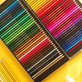 [무료배송] 아르누보 수채색연필 72색 틴케이스