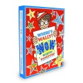 Where's Wally? Wow 6 Books Box Set : 월리를 찾아라 6종+퍼즐 세트 (6 Paperbacks + Puzzle)