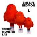 STICKY MONSTER LAB REDMON 인형(L)