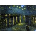 1000조각 퍼즐▶ 론강의 별이 빛나는 밤에 (RA15614)