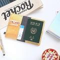 AURORA Passport Case